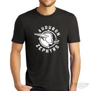 DogDayz Apparel - Tee - Audubon Zephyrs - Men - Black