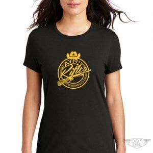 DogDayz Apparel - Tee - AYR Rifles - Women - Black