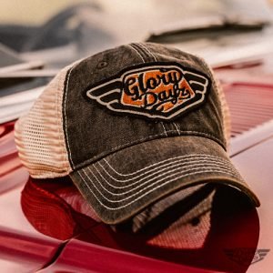 DogDayz Apparel - Trucker Hat - Brown