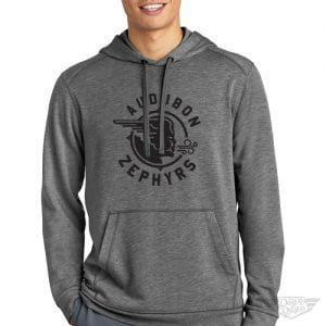 DogDayz Apparel - Sweatshirt - Audubon Zephyrs - Men - Heather Grey