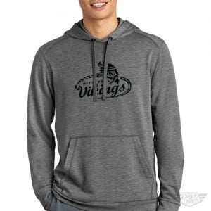 DogDayz Apparel - Sweatshirt - Hitterdal Vikings - Men - Heather Grey