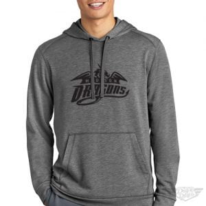 DogDayz Apparel - Sweatshirt - Madison Dragons - Men - Heather Grey