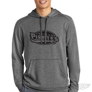 DogDayz Apparel - Sweatshirt - Portland Pirates - Men - Heather Grey