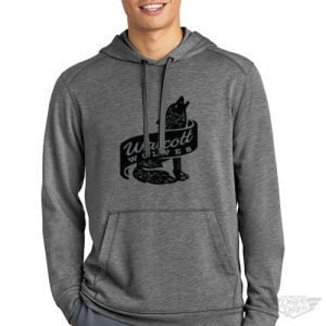 DogDayz Apparel - Sweatshirt - Walcott Wolves - Men - Heather Grey