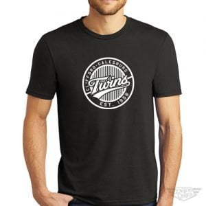 DogDayz Apparel - Tee - Clifford Twins - Men - Black