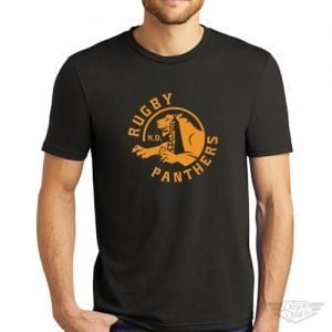 DogDayz Apparel - Tee - Rugby Panthers - Men - Black