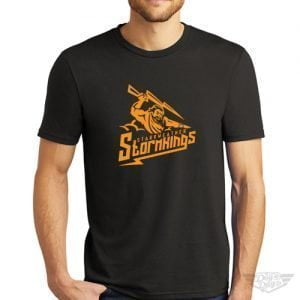 DogDayz Apparel - Tee - Starkweather Stormkings - Men - Black