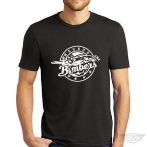 DogDayz Apparel - Tee - Waubun Bombers - Men - Black
