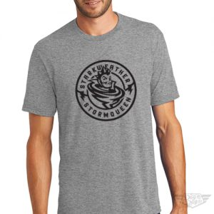 DogDayz Apparel - Tee - Starkweather Stormqueens - Men - Heather Grey