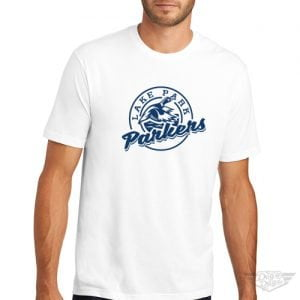 DogDayz Apparel - Tee - Lake Park Parkers - Men - White