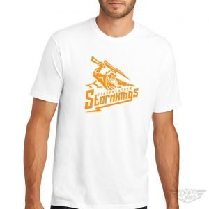 DogDayz Apparel - Tee - Starkweather Stormkings - Men - White