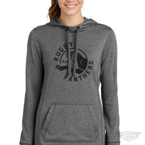 DogDayz Apparel - Sweatshirt - Rugby Panthers - Women - Heather Grey