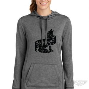 DogDayz Apparel - Sweatshirt - Walcott Wolves - Women - Heather Grey