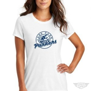 DogDayz Apparel - Tee - Lake Park Parkers - Women - White