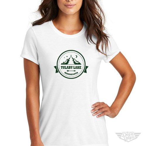 DogDayz Apparel - Tee Tulaby - Women - White