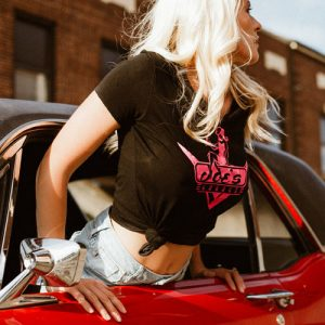 DogDayz Apparel - Tee -Joes Garage - Women -